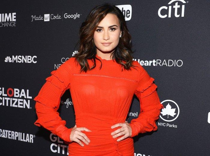 Demi Lovato Shares Jiu Jitsu Photo After Rehab Never Give Up