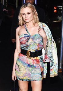 Diane Kruger Stuns In Minidress In First Post Baby Body Photos
