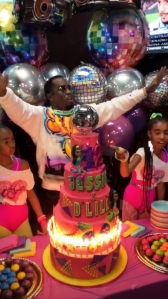 Kim Porter Diddy Daughters Birthdays