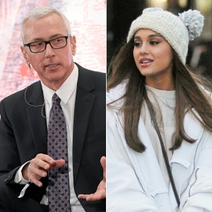 Dr. Drew Tells Ariana Grande to 'Stay Away' From Pete Davidson: 'His Safety Is at Risk'