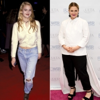 Drew Barrymore's Body Through the Years