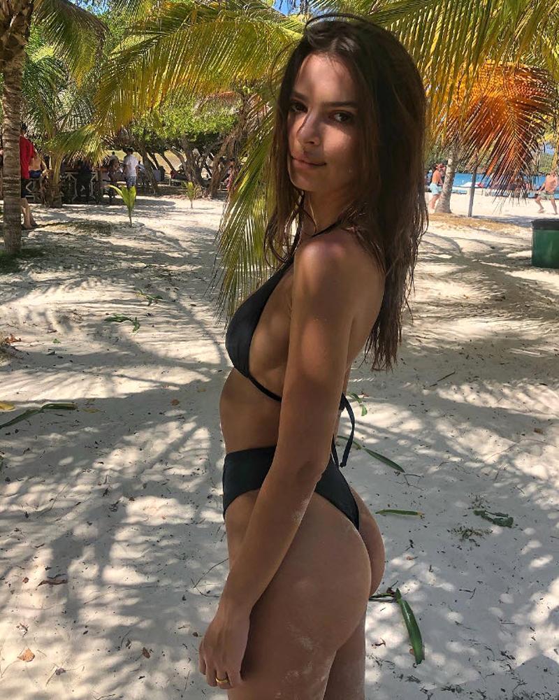826db49744e31 Best Celebrity Beach Bikini Bodies 2018: Stars in Swimsuits