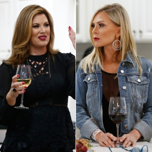 'Real Housewives of Orange County' Star Emily Simpson Reignites Her Feud With Costar Tamra Judge: 'Thank You for Always Being Such a Class Act!'