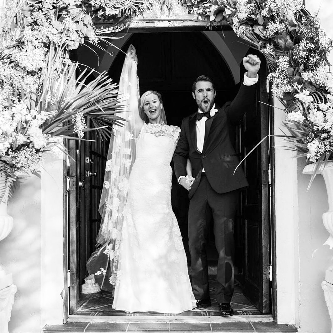 Emily Vancamp Posts Pictures From Josh Bowman Wedding