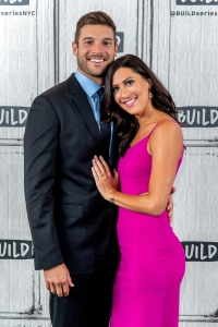Becca Kufrin and Garrett Share the 'Only' Thing They've Discussed About Wedding Planning