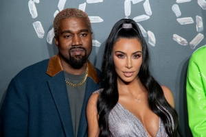 Kim Kardashian, Kanye West, kuwtk