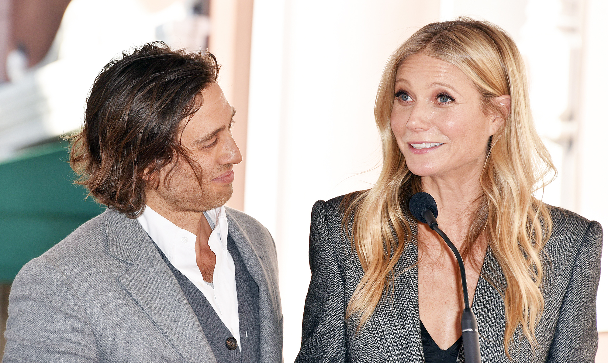 "Gwyneth Paltrow Brad Falchuk Praise Ryan Murphy For Introducing Them - Paltrow and the producer appear to still be in the honeymoon phase after marrying in East Hampton, New York , on September 29 — but the actress admitted that they are not living together … yet. ""We are still doing it in our own way. With teenage kids, you've got to tread lightly,"" she told WSJ in an article published on Tuesday, December 4."