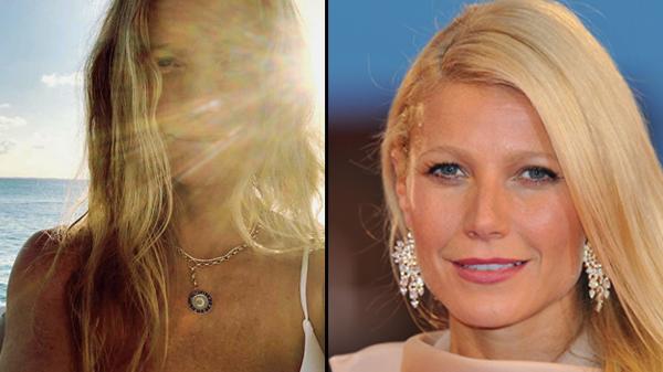 Gwyneth Paltrow's Stunning No-Makeup Selfie Is ... Lit!