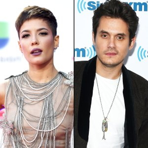Halsey and John Mayer