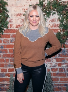 Hilary Duff Confesses Her 'Brain's Kind of Bare' After Welcoming Baby No. 2