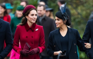 How Duchess Meghan and Duchess Kate Worked Through Issues Over the Holidays