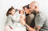 Jana Kramer and Mike Caussin Share New Photos of Baby Jace