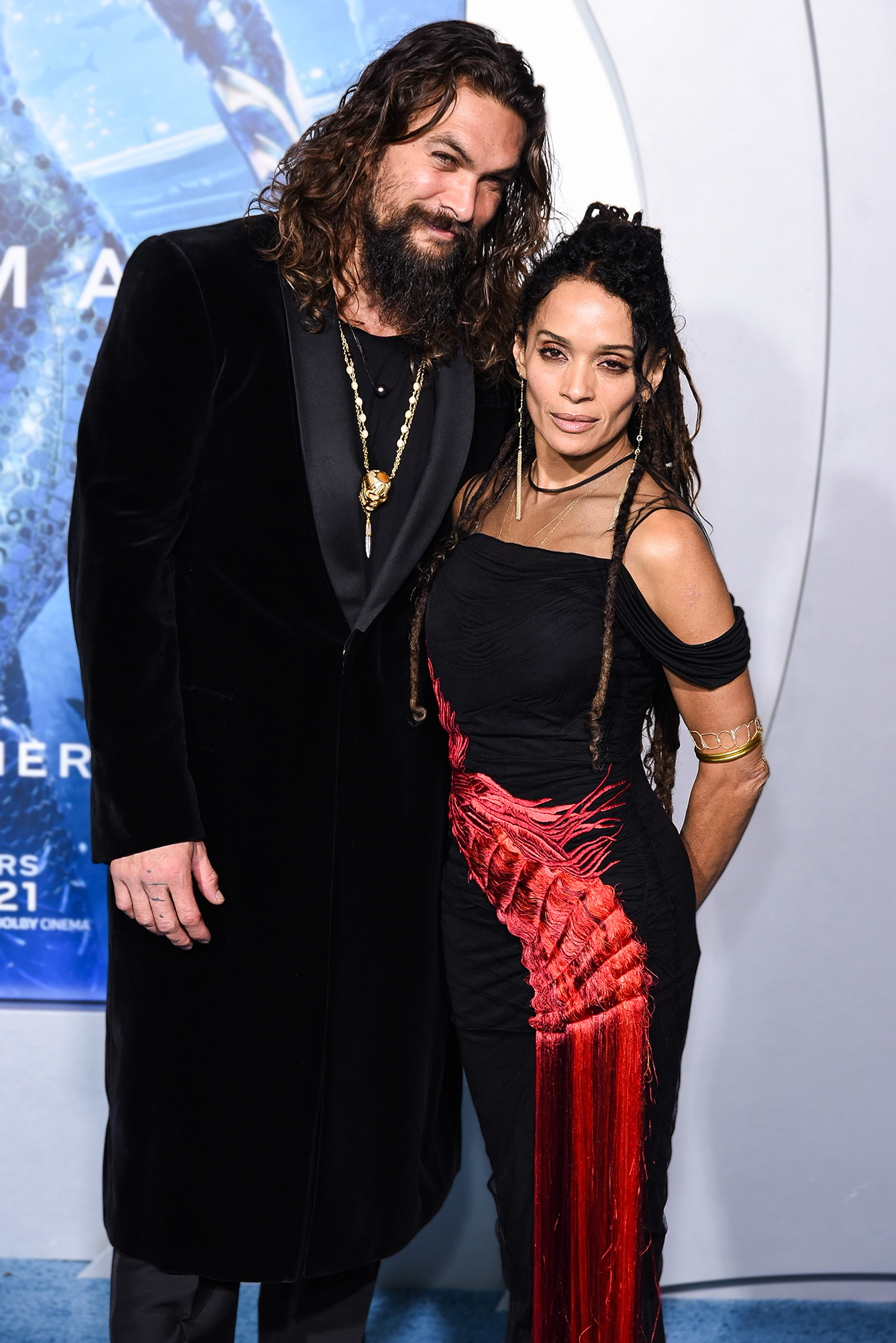 Jason Momoa: My Wife Lisa 'Would Leave' Me Over This One ...Jason Momoa Wife