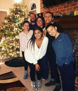 Jon Gosselin Celebrates Christmas With Collin and Hannah