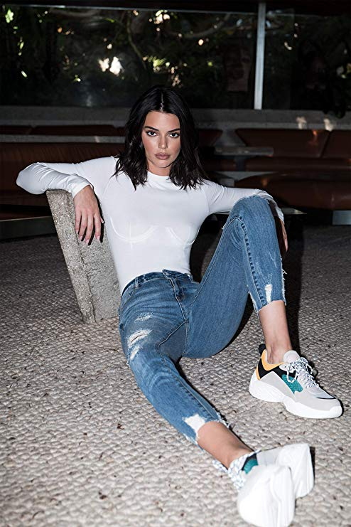 Kendall +Kylie The Ultra Babe Jean