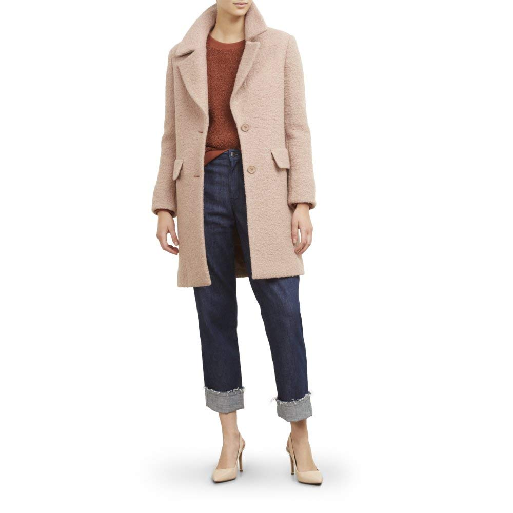 Kenneth Cole New York Tailored Wool Coat
