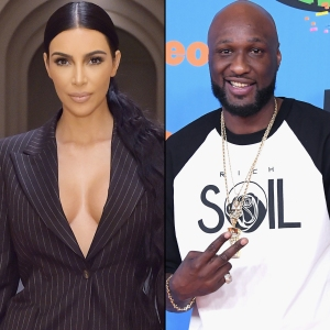 Kim Kardashian Lamar Odom Biggest Celebrity Shades 2018