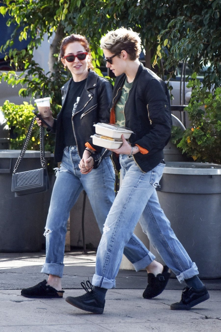 Kristen Stewart Sparks Stella Maxwell Split Rumors After Holding Hands With Mystery Woman