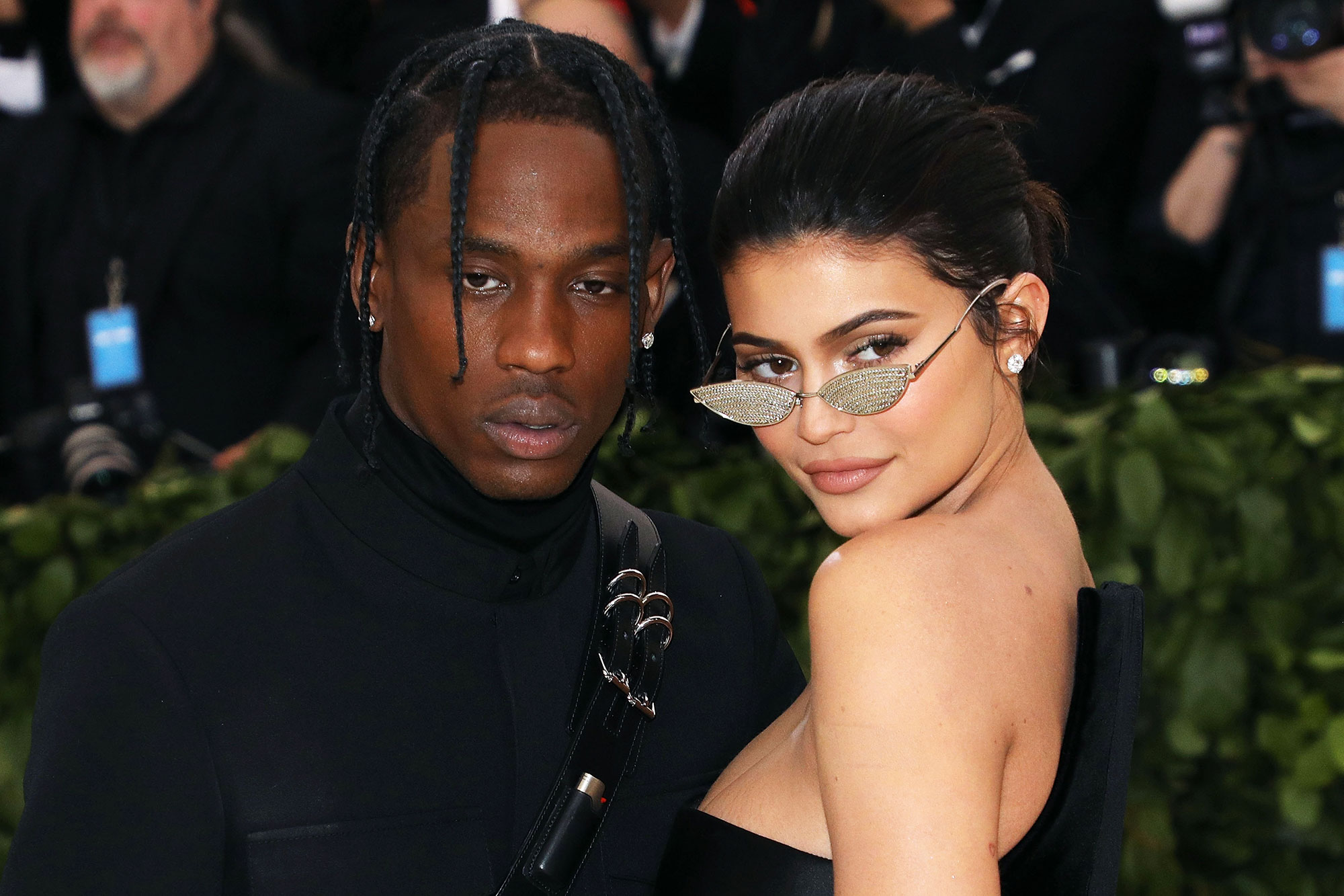 """Kylie Jenner and Travis Scott 'Want to Expand Their Family' and Give Daughter Stormi a Sibling - Travis Scott and Kylie Jenner attend """"Heavenly Bodies: Fashion"""