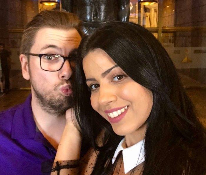 90 Day Fiance's Larissa Dos Santos Lima accuses husband Colt Johnson of Cheating