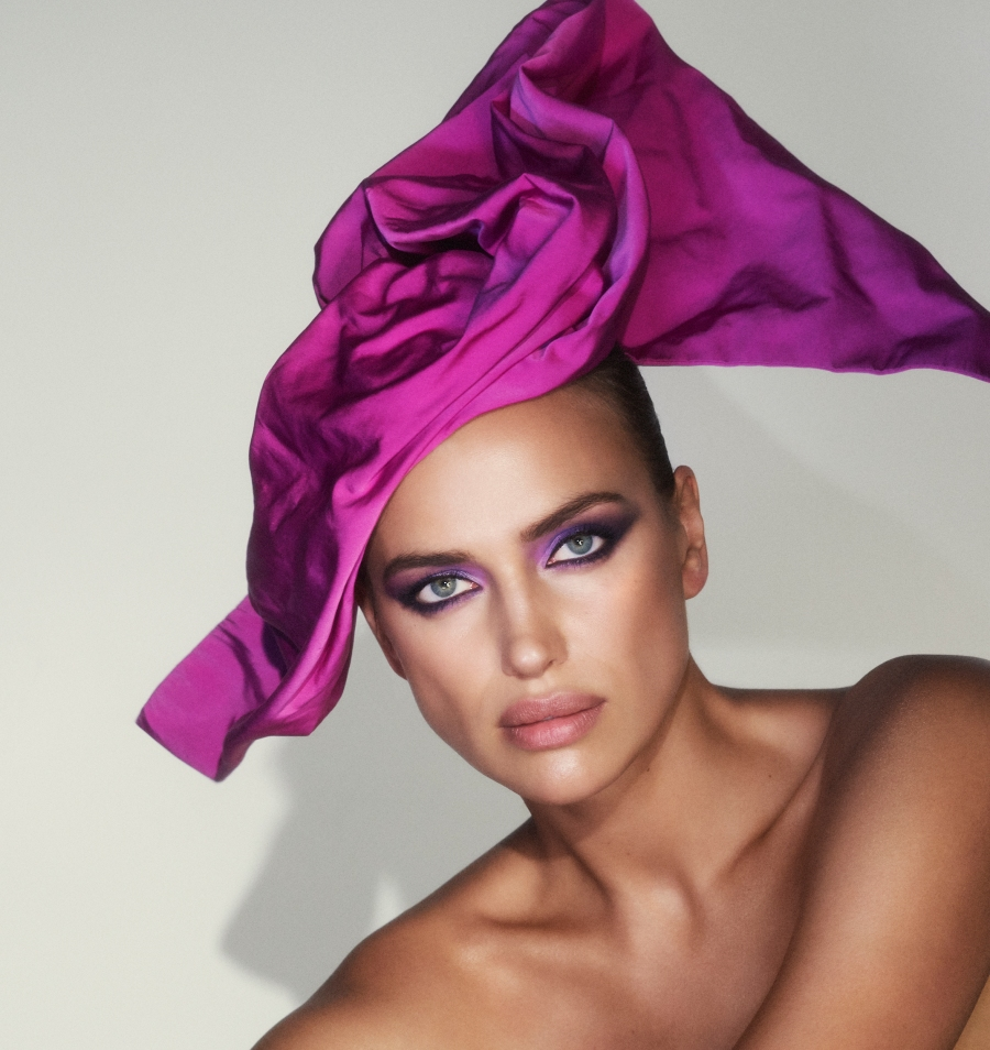 MJB x Irina Shayk Debut Campaign Image