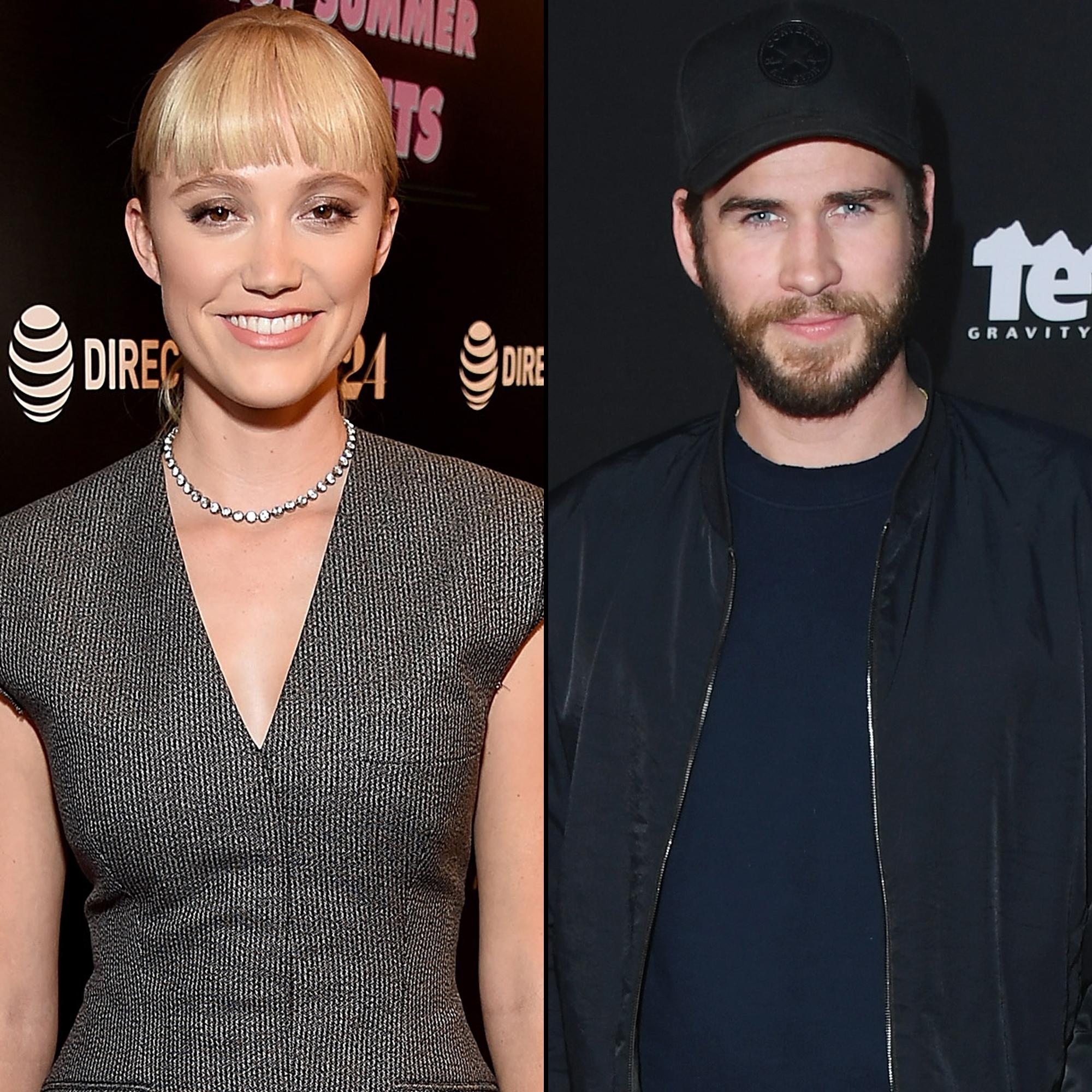 Liam Hemsworth dating historie Golden show hastighet dating