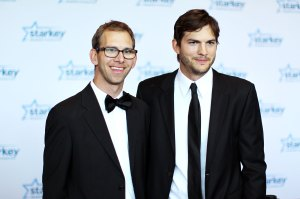 Michael Kutcher Has Always Thought of Twin Brother Ashton Kutcher 'as a Protector'