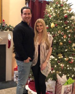 Mike Sorrentino Celebrates Christmas With Wife Lauren Pesce Ahead of Prison Sentence