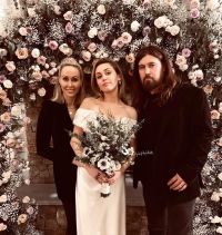 Miley Cyrus Liam Hemsworths Secret Wedding