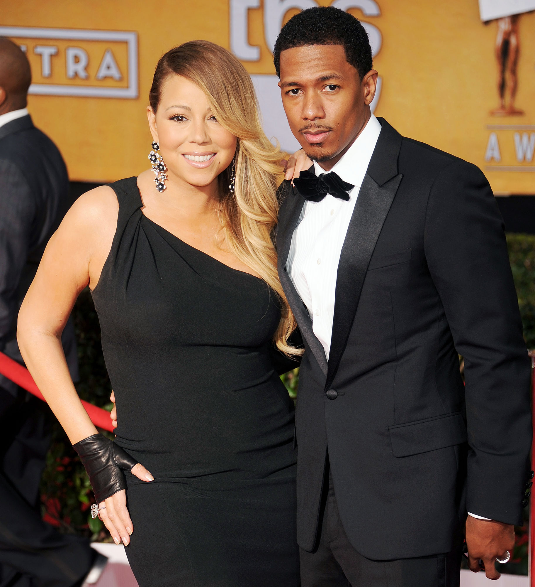 Mariah Carey And Nick Cannon Celebrate Christmas 2018 Together - HD1825×2000