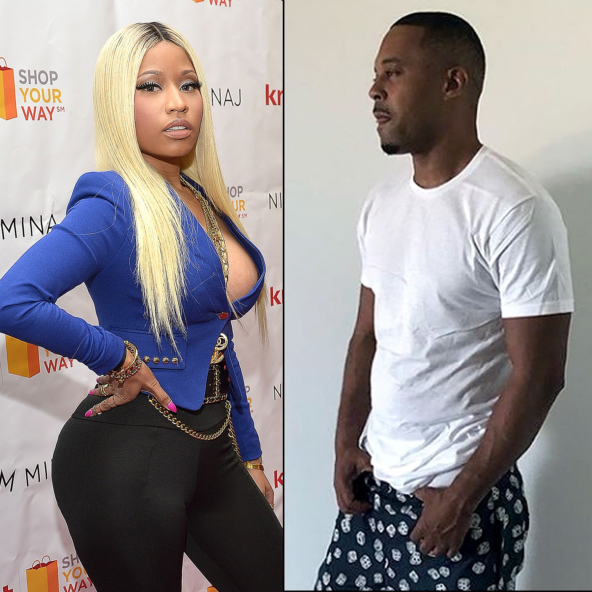 Nicki Minaj Dated Sex Offender Kenneth Petty Years Before Their Recent Rekindling