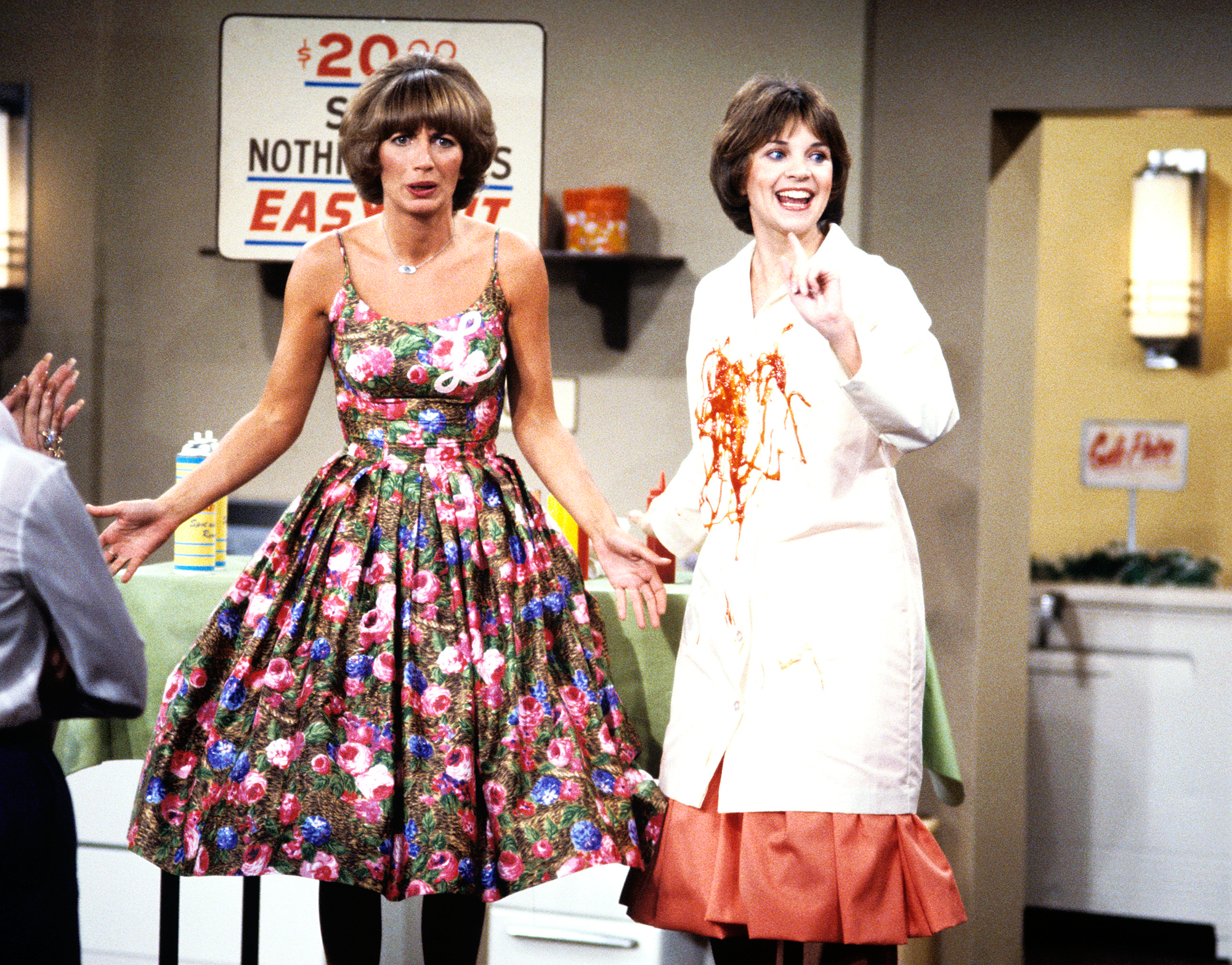 Penny Marshall Dead Laverne and Shirley