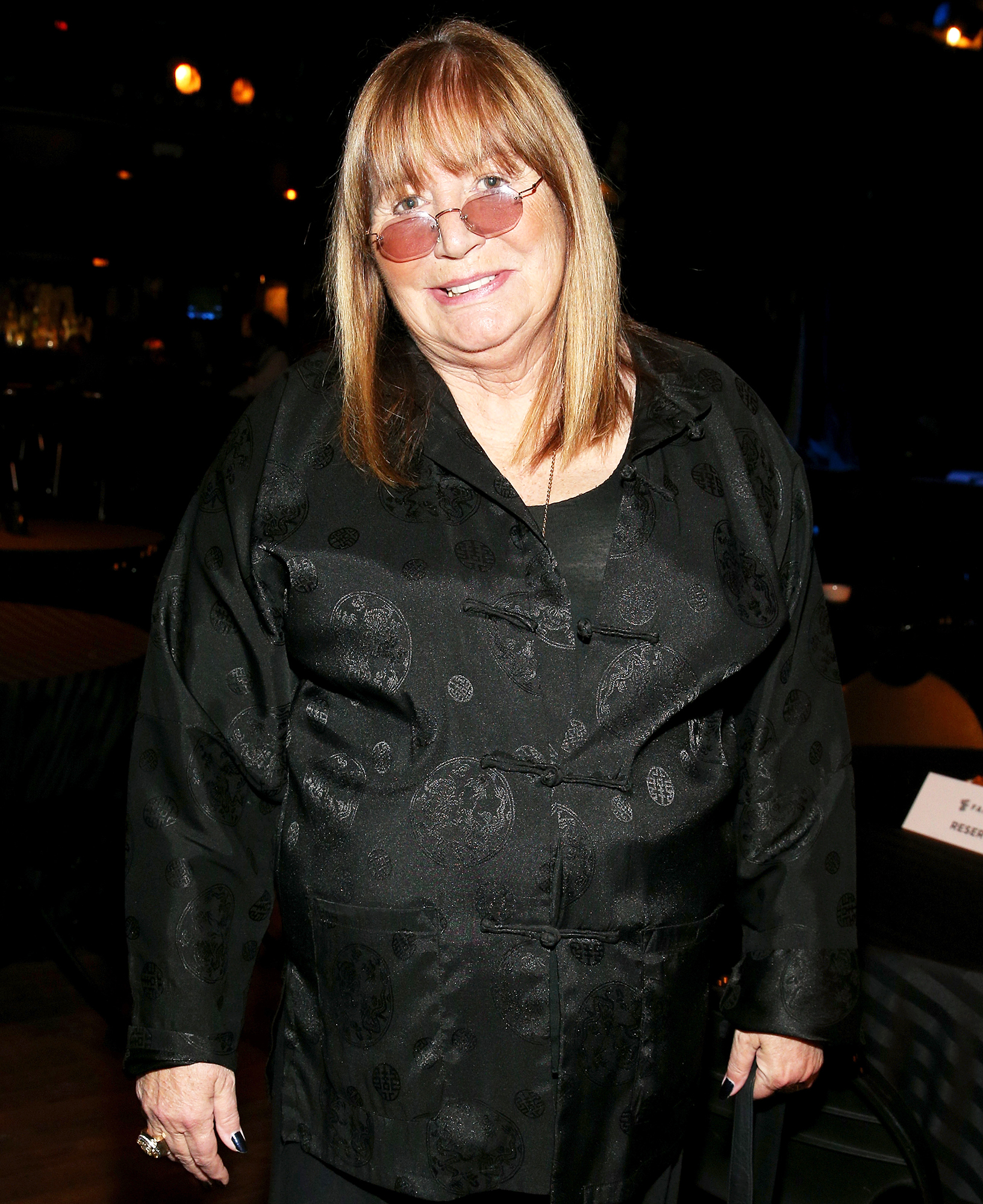Penny Marshall Dead - Penny Marshall attends the celebration of black cinema hosted by Broadcast Film Critics Association at House of Blues Sunset Strip on January 7, 2014 in West Hollywood, California.
