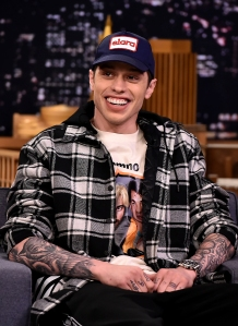 Machine Gun Kelly Supports Pete Davidson