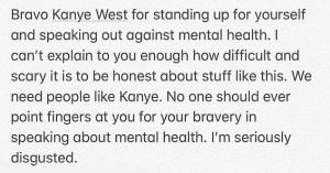 Pete Davidson Kanye West Instagram