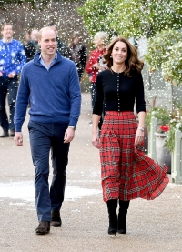 Prince-William-and-Duchess-Kate-Host-Christmas-Party