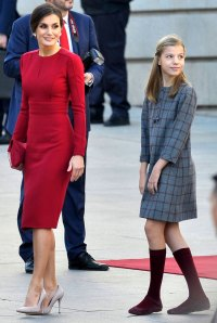 Queen-Letizia-Ortiz-of-Spain-red-dress