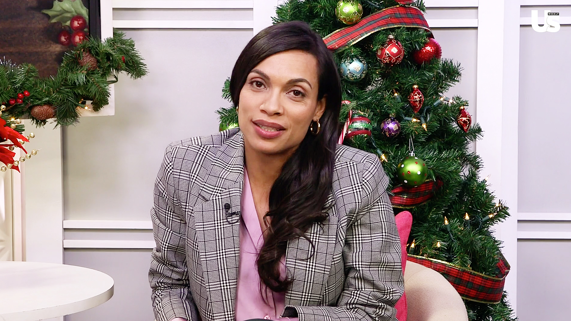 Rosario Dawson Health Tips Workout Tips Oatmeal