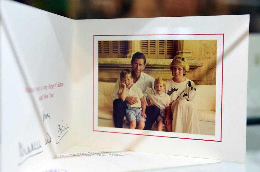 Royal Holiday Cards Through the Years