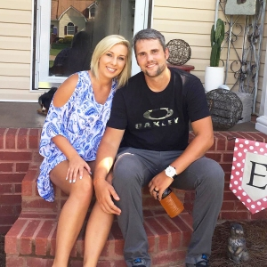 Mackenzie Standifer and Ryan Edwards