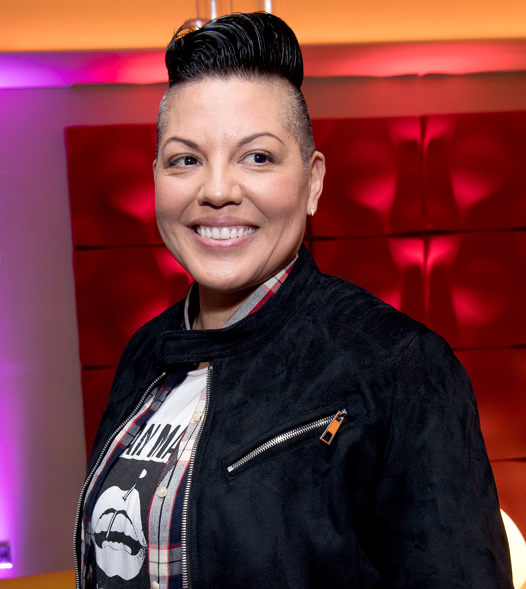 Sara-Ramirez-2018 - Sara Ramirez left Grey's Anatomy in 2016 after playing Dr. Callie Torres for 11 seasons. While Rhimes claimed in August 2018 that she invited Ramirez back to reprise her role for the season 14 finale, the Madam Secretary star told a different story.