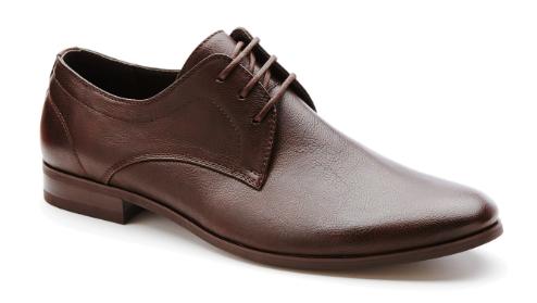 perry ellis dress shoes in brown