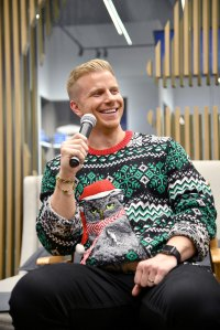 Sean Lowe on Colton Underwood's 'Virgin Bachelor' Narrative: 'It's Overkill'