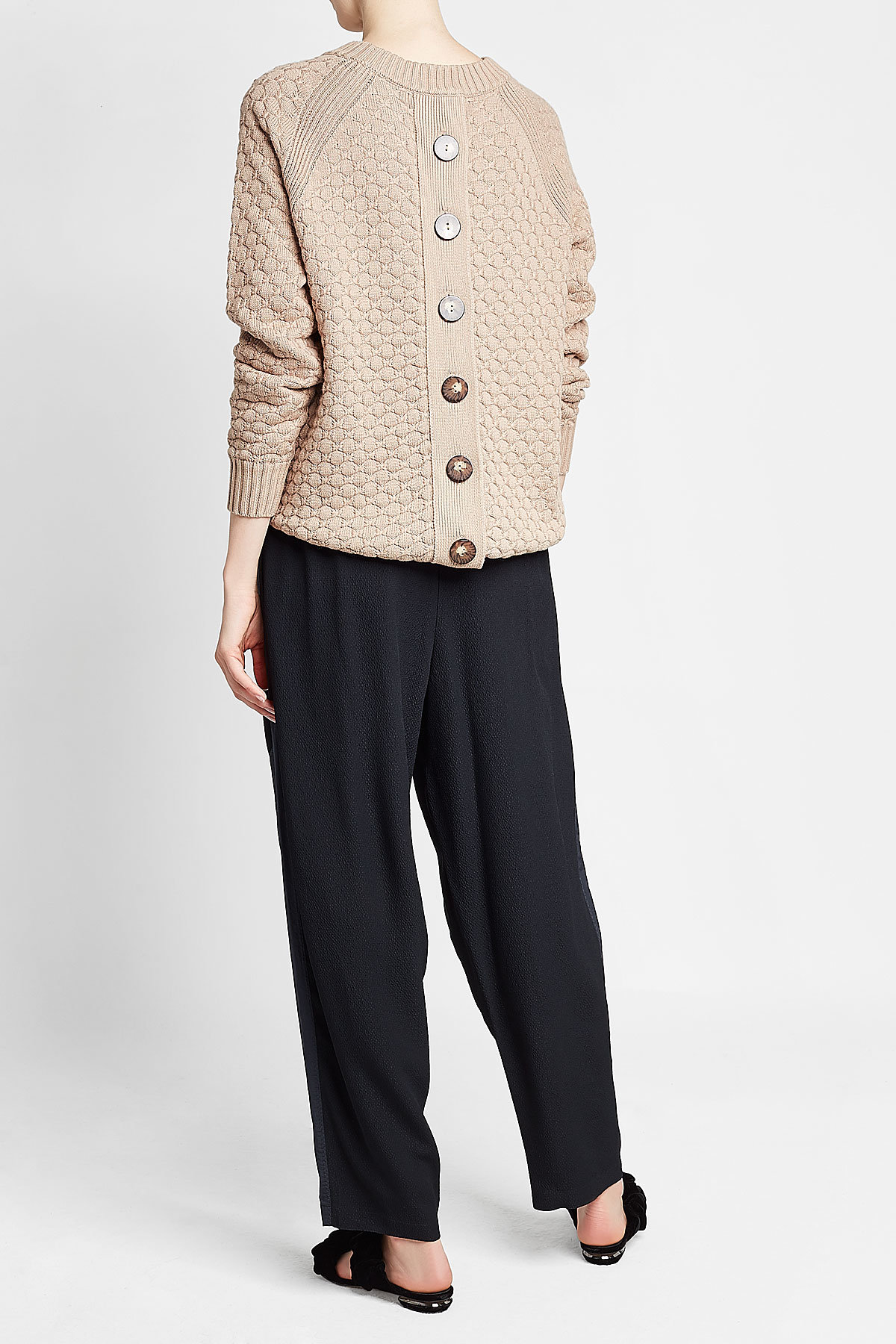 See by Chloé Cotton Pullover