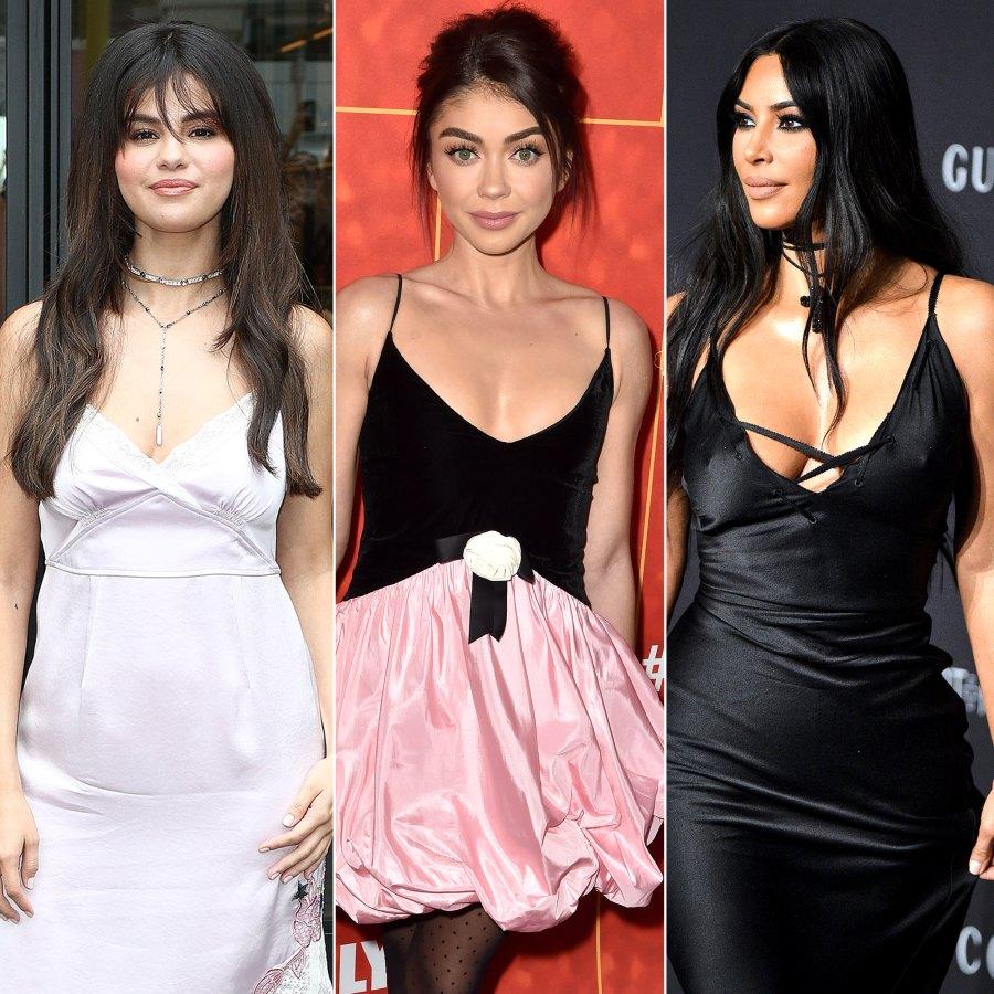 Selena Gomez, Sarah Hyland, Kim Kardashian and More Celebrities Who Took a Break From Social Media