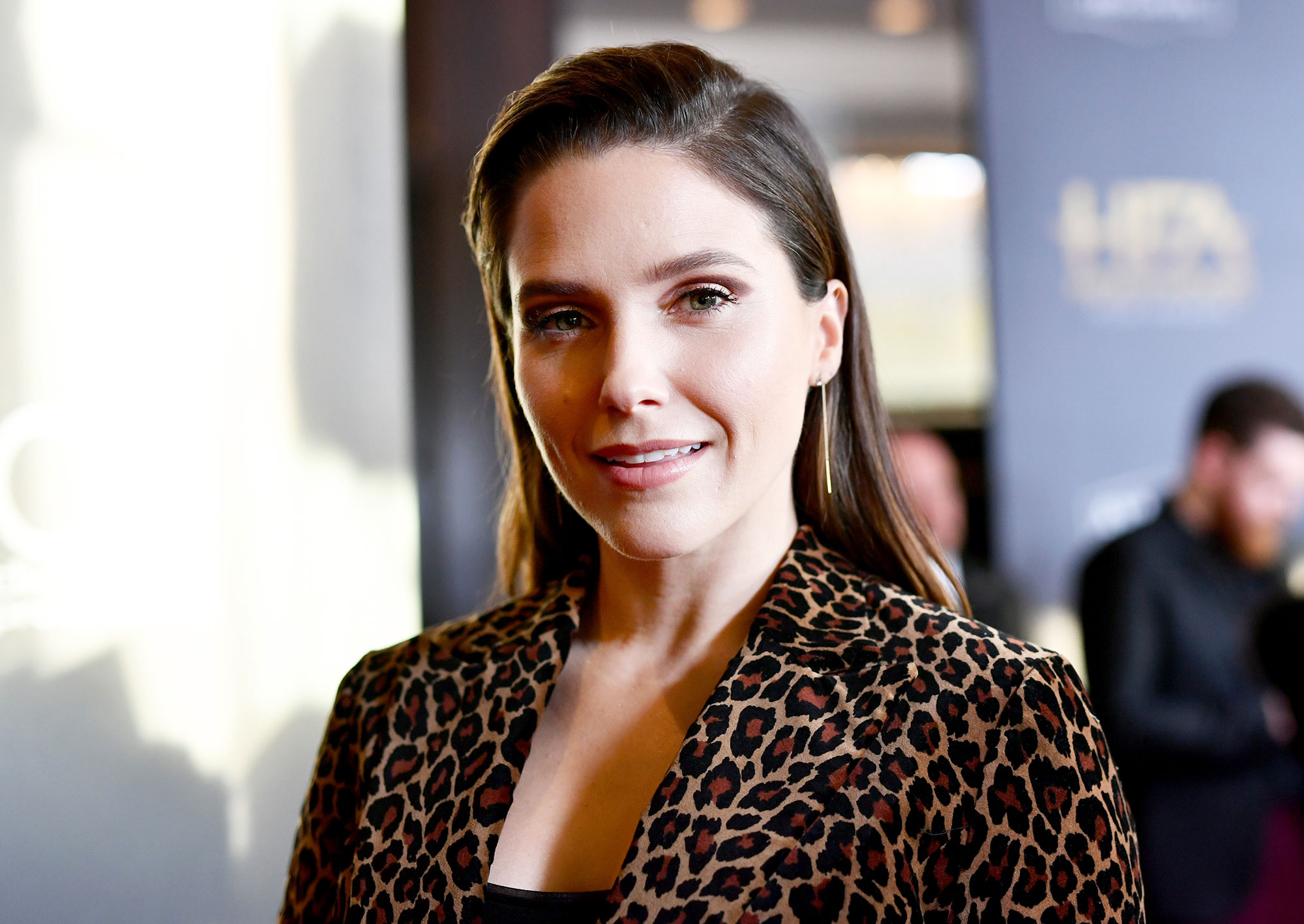 Sophia Bush - Sophia Bush attends the 22nd Annual Hollywood Film Awards at The Beverly Hilton Hotel on November 4, 2018 in Beverly Hills, California.