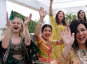 "Priyanka Chopra Is ""So Glad"" Sophie Turner Is Her Future Sister-in-Law"