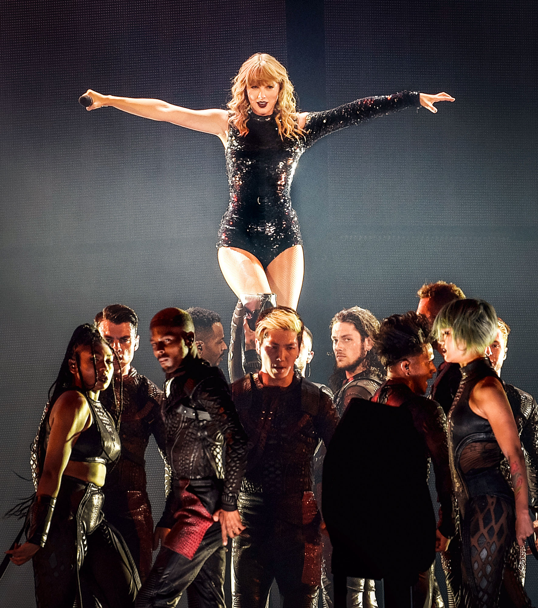 Taylor Swift Reputation Netflix New Years Eve Special