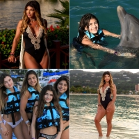 Teresa Giudice Vacations in Jamaica With Her Four Daughters: Pics