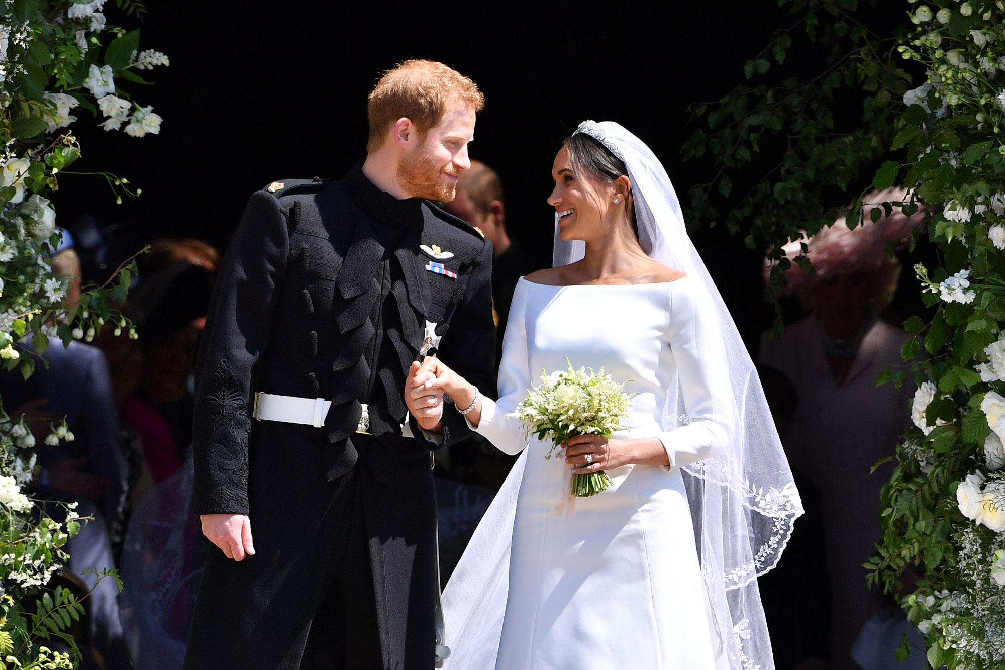Best Royal Celebrity Wedding Dresses Of 2018 Pics